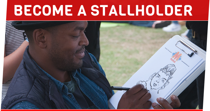 BECOME A STALLHOLDER